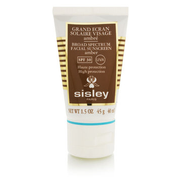Sisley Broad Spectrum Facial Sunscreen Amber SPF 30