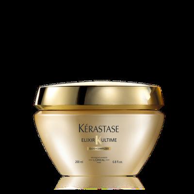 Kerastase Masque Elixir Ultime Deeply Nourishing Hair Oil Treatment