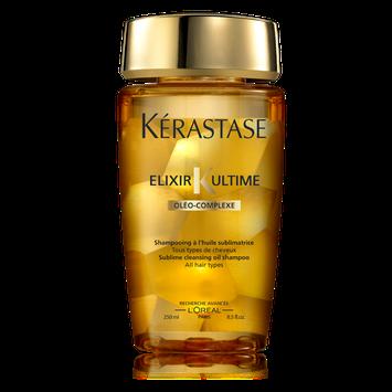 Kerastase Bain Elixir Ultime Nourishing Hair Oil Shampoo