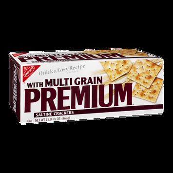 Nabisco Premium Multi Grain Saltine Crackers