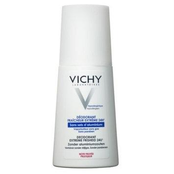 Vichy Deodorant Extreme Freshness vaporizer without gas Vichy Deodorant Extreme Freshness Aerosol Free 100 ml.