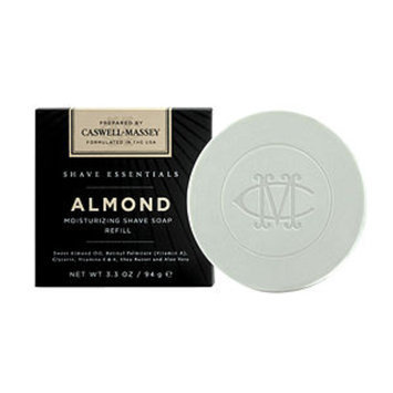 Caswell-massey Caswell-Massey Almond Moisturizing Shave Soap Refill