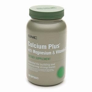 GNC Calcium Plus with Magnesium and Vitamin D