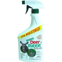Scoot Deer And Rabbit Repellent Spray Qt