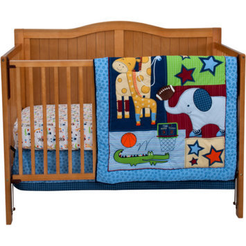 RIEGEL Riegel Ready Set Go 3-Piece Crib Bedding Set