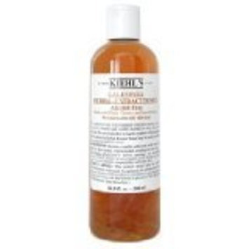 Kiehl's Calendula Herbal Extract A Normal To Oily Skin Type Alcohol-Free Toner for Unisex, 16.9 Ounce
