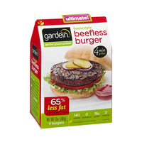 Gardein Beefless Burger Homestyle - 4 CT