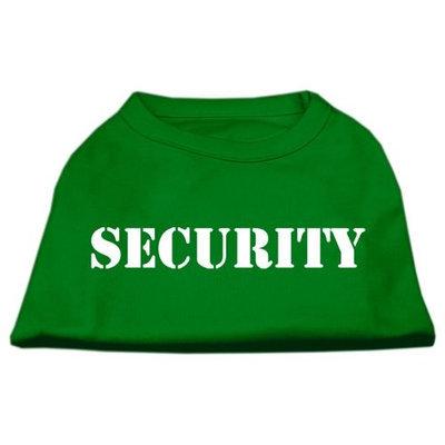 Ahi Security Screen Print Shirts Emerald Green Lg (14)
