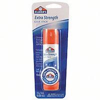 Elmers Elmer's Extra Strength Glue Stick, 0.88 oz.