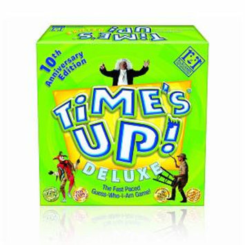 R and R Games Time's Up Deluxe Ages 12 and up, 1 ea