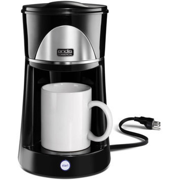 Andis Company 60980 One Cup Coffee Maker