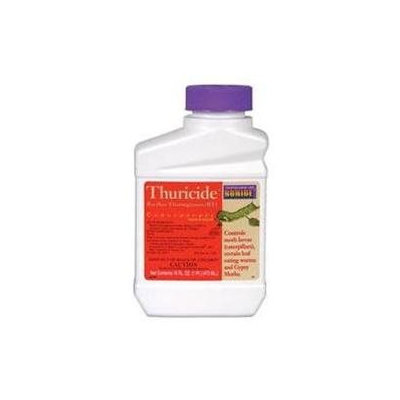 Wetsel Insect Control: Bonide Bacillus Thuringiensis Thuricide Concentrate 8 oz