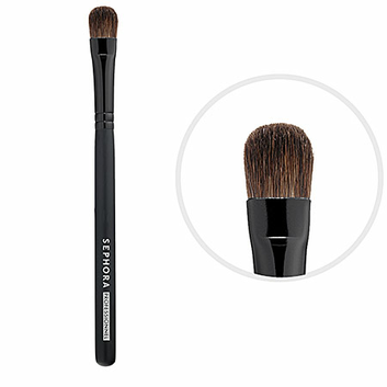 SEPHORA COLLECTION Classic All Over Shadow Brush - Small #22