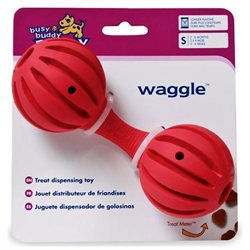 Premier Pet Products Busy Buddy Puppy Waggle Small