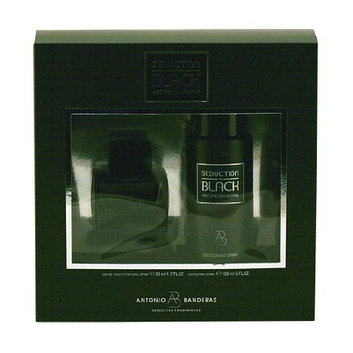 Antonio Banderas Black Seduction 2-Piece Gift Set