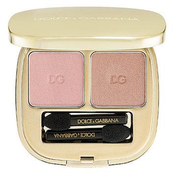 Dolce & Gabbana The Eyeshadow Smooth Eye Colour Duo Cinnamon 80