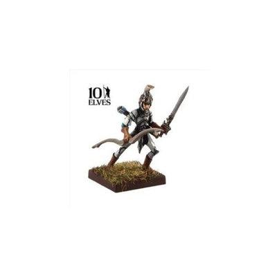 Mantic Games KWE16-1 King Of War Elves Scout Patrol Troop