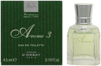 Arome 3 by D'Orsay EDT Mini