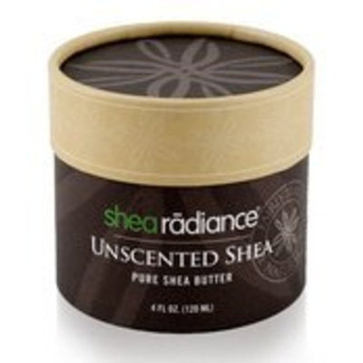 Shea Radiance Unscented Pure Shea Butter