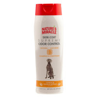 Nature's Miracle® Citrus & Sandalwood Scented Dog Shampoo & Conditioner