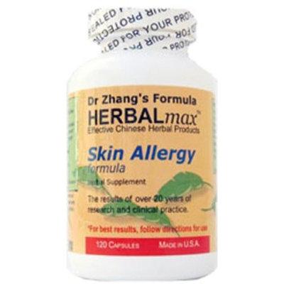 Dr. Zhang's Herbal Formulas HERBALmax Skin Allergy Formula