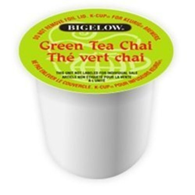Bigelow Chai Green Tea Or Green Tea Chai, 24-Count K-Cup Portion Pack for Keurig Brewers