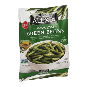 Alexia French Herb Green Beans