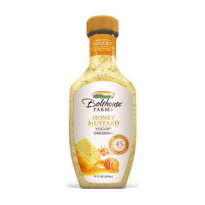 Bolthouse Farms Yogurt Dressing Honey Mustard