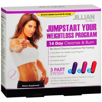 Jillian Michaels JumpStart 14 Day Cleanse & Burn System