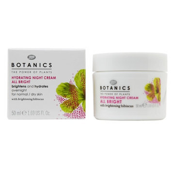 Boots Botanics All Bright Hydrating Night Cream