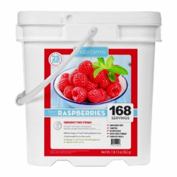 Lindon Farms Freeze Dried Raspberries, 168 Servings, 1 ea