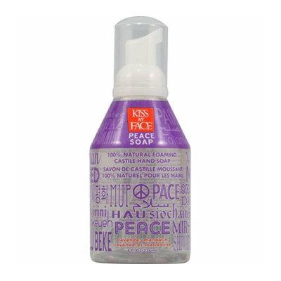 Kiss My Face Corp. Kiss My Face Castile Peace Soap Lavender Mandarin 8 oz