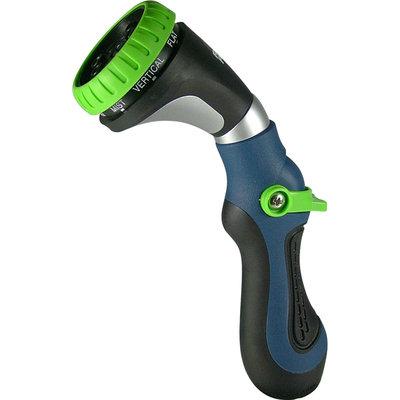 Commerce Llc Ray Padula Thumb Control 8-Pattern Hose Nozzle