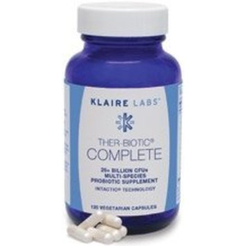 Klaire Labs - Ther-Biotic Complete 120Vcaps Health and Beauty