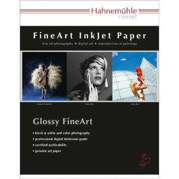 Hahnemuhle Fine Art Baryta 325, Ultra Smooth High Gloss, Bright White Inkjet Paper, 325gsm, 8.5x11