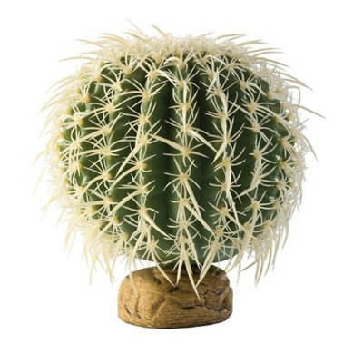 Hagen Exo Terra Barrel Cactus Terrarium Plant, Medium