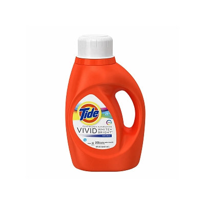 Tide HE Liquid Laundry Detergent with Bleach Alternative