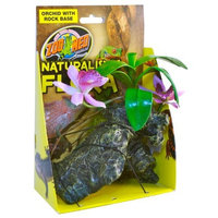 Zoo Med Naturalistic Flora Orchid with Rock