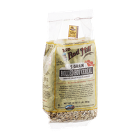 Bob's Red Mill Rolled Hot Cereal 5 Grain
