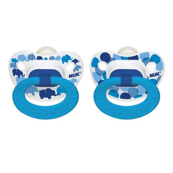 NUK Trendline Natural Shape Orthodontic Silicone Pacifier