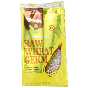 Fearn NatureFresh Raw Wheat Germ, 10 Ounce (Pack of 12)
