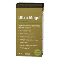 GNC Ultra Mega Gold without Iron Multivitamin