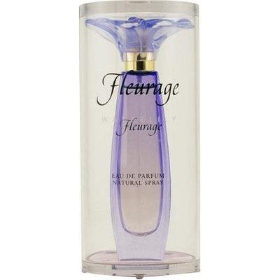 Fleurage Water Lily By Visari For Women. Eau De Parfum Spray 2-Ounce