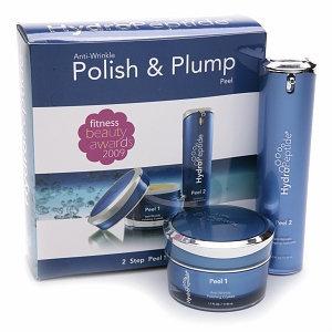 HydroPeptide Peel Anti-Wrinkle Polish & Plump 2 Step Peel System