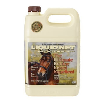 Liquid Fence 156 Liquid Net for Horses - The Ultimate Equine Insect Repellent