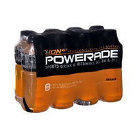 Powerade Ion4 Orange Sports Drink - 8 CT