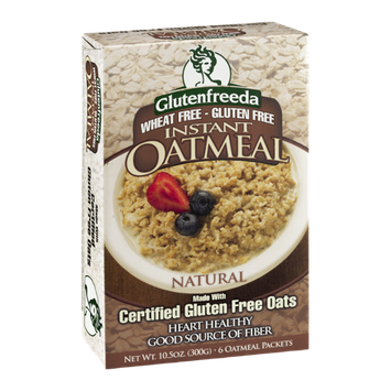 Glutenfreeda Oatmeal Instant Natural