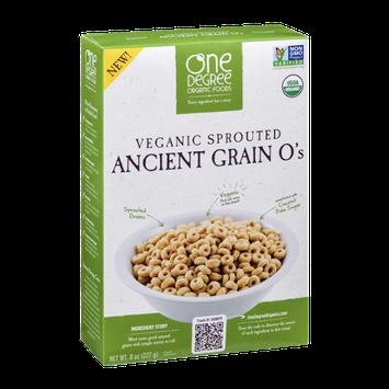 One Degree Organic Foods Ancient Grain O's