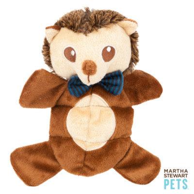 Martha Stewart PetsA Hedgehog Squeaky Dog Toy