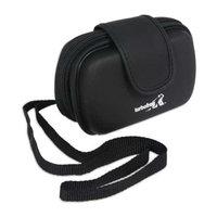 Turbofrog Hard Shell Case For Compact Cameras & Camcorders, Black - Adjustable Shoulder Strap - T06-42043